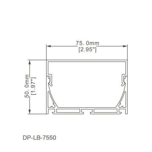DP-LB-7550-LED-LINEAR-LIGHT