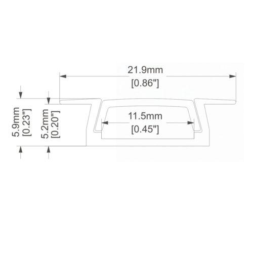Aluminum Profile Kit-SIZE