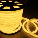 360 degree round shape neon flex tube