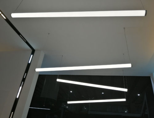 T8 & T5 LED Tube will be Replaced by LED Linear Lighting system sooner or later
