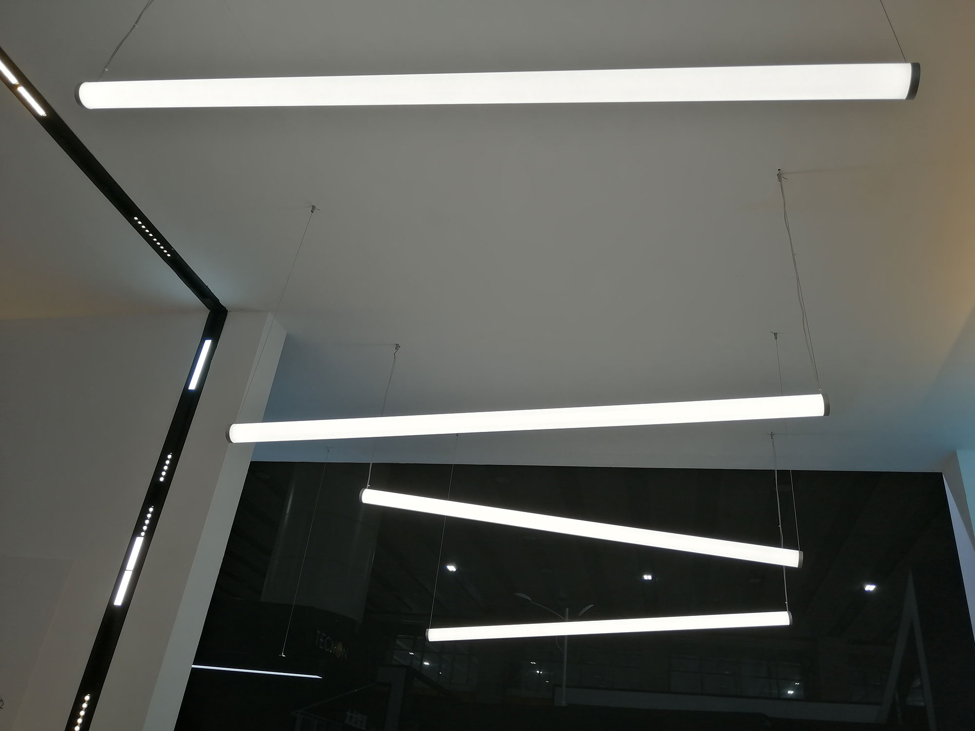 flexible and smart installation