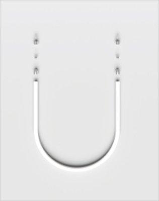 U-shape-ceiling-mounted